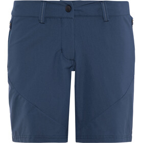 Ziener Eib Korte Broek Dames, antique blue